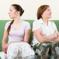 Systemische emotionale Verstrickung zur Mutter