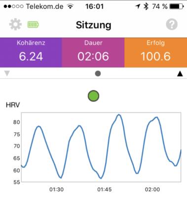 HearthMath Inner Balance Bluetooth