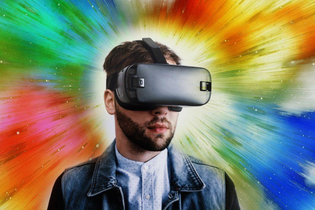 Hypnose ist vergleichbar mit Virtuality